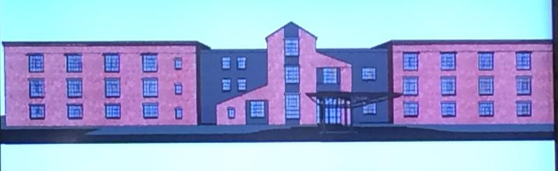 Hotel-rendering